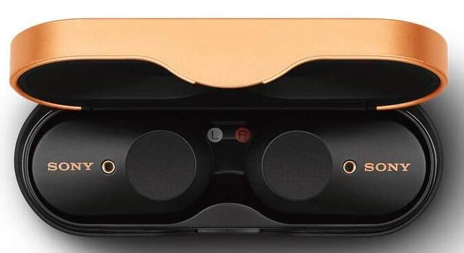Auriculares Sony WF1000XM3