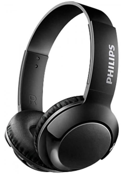 Philips SHB3075BK Auriculares Inalambricos