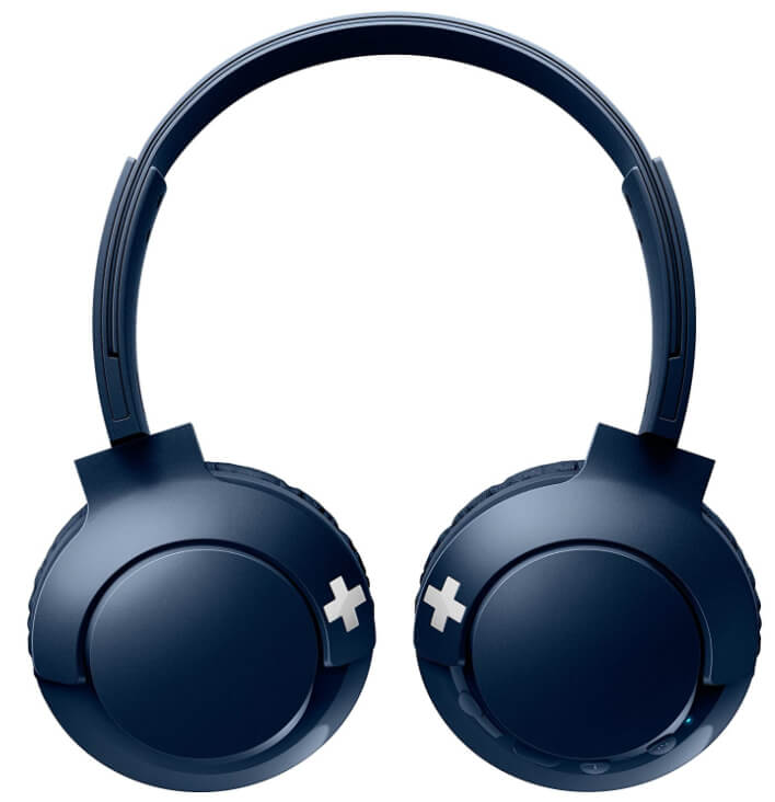 Philips SHB3075BL Auriculares Inalambricos
