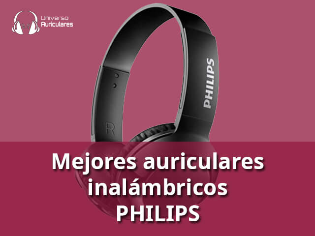 mejores-auriculares-philips-inalambricos